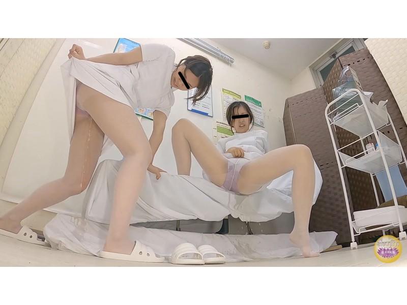 看護学校お漏らし実習 サンプル画像23