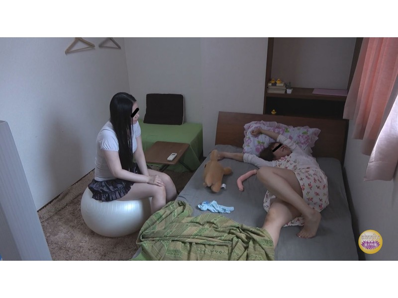 女子寮全裸恥ずかしダッシュおしっこ サンプル画像9
