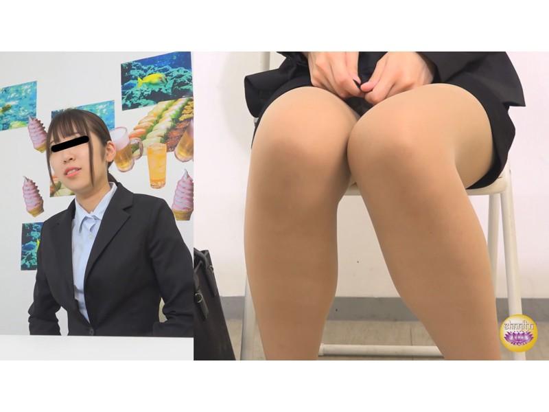 面接中我慢…ギリギリ間に合った大放尿!! 3 サンプル画像9
