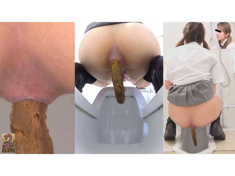 6カメWフルショット 女学生純白パンツ大放屁大便 サンプル画像7