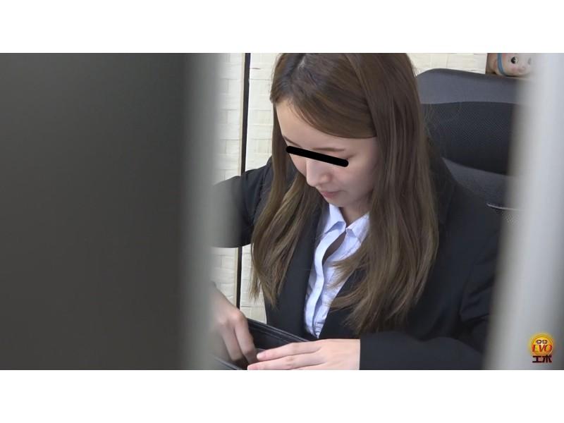 隠撮 働く女性の職場自慰と自宅オナニー サンプル画像23