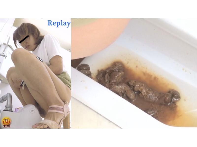 公共トイレ隠撮 下痢便放屁2 サンプル画像11