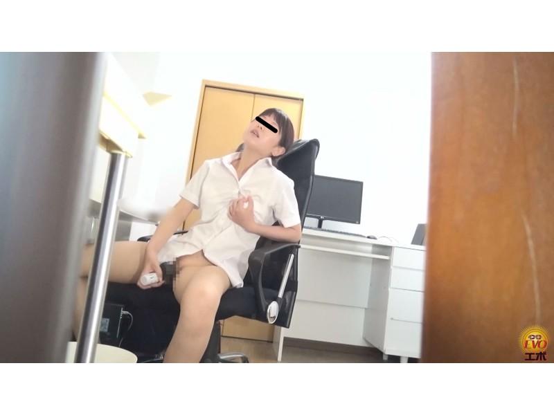 隠撮 隠れた日課 麗し女子のディルドオナニー生活3 ~働く女性編~ サンプル画像14