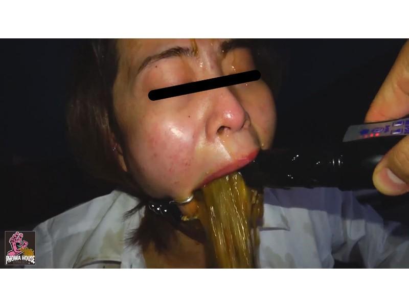 女学生 喉奥調教強引ゲロ2 ~ぶち込まれるガンフィンガー~ サンプル画像20