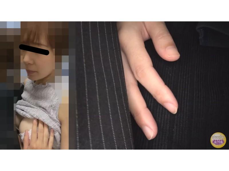電車媚薬痴姦 サンプル画像17