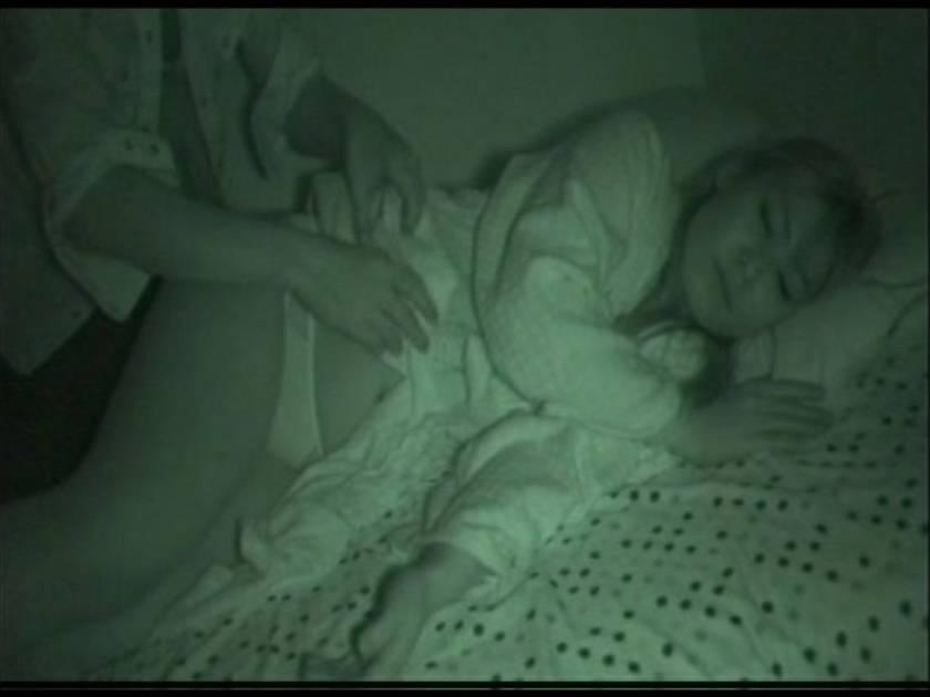 人妻夜這い 犯されて身悶える人妻  サンプル画像10