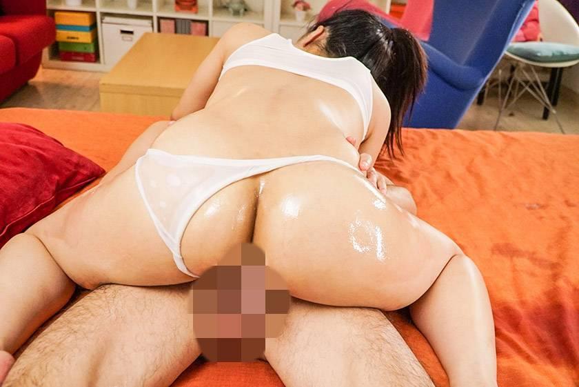 敏感すぎるムッチリ巨尻 由愛可奈  サンプル画像12