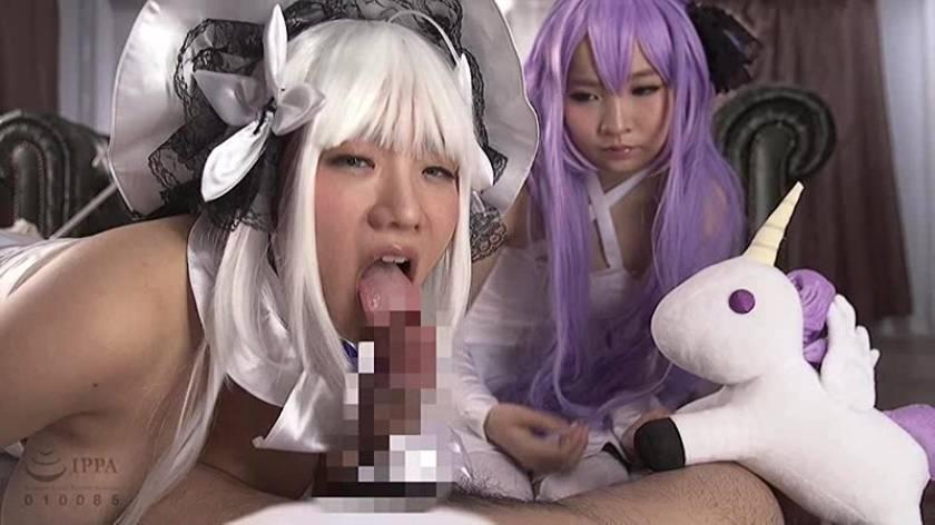 艦隊美少女コスプレイヤー 枢木あおい 坂咲みほ 澁谷果歩  サンプル画像15
