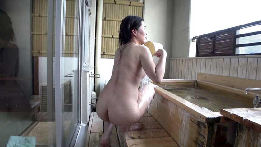 艶熟女 温泉慕情 #003  サンプル画像15