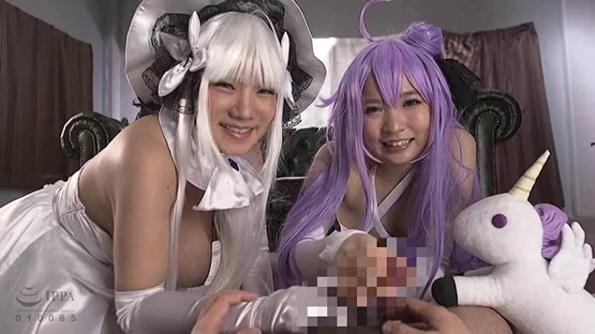 艦隊美少女コスプレイヤー 枢木あおい 坂咲みほ 澁谷果歩  サンプル画像16