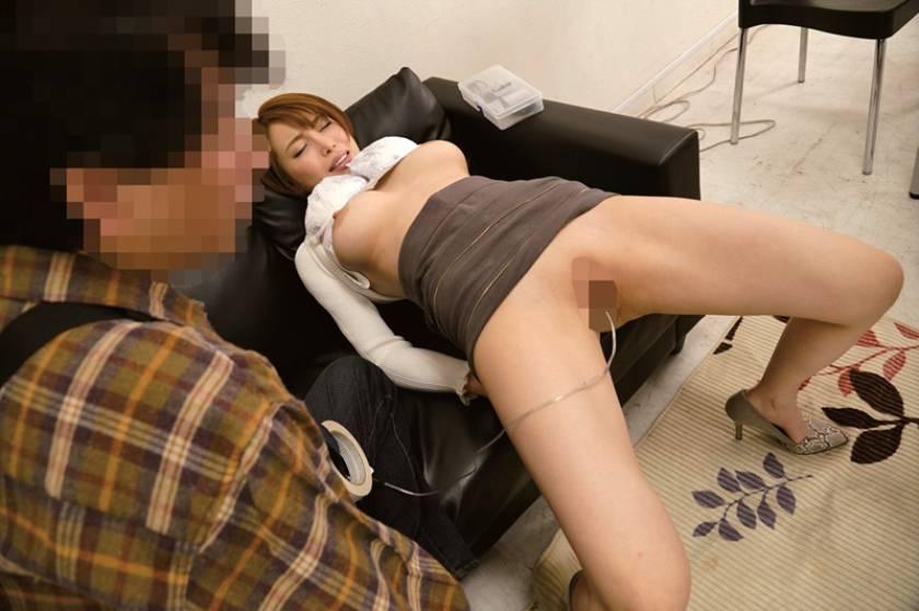 媚薬貞操帯×ビッグバンローター Vol.4 君島みお Hカップ美爆乳  サンプル画像19