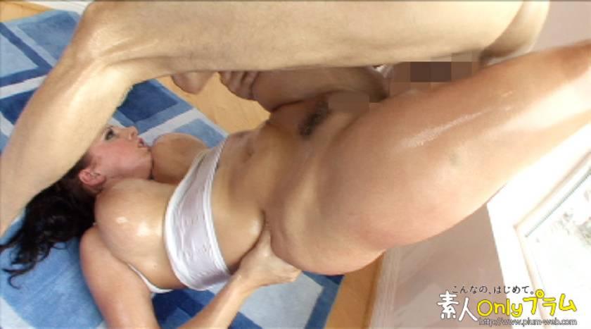 極楽オイル・ボイン・エステ 金髪ポルノ・二穴フルコース  サンプル画像1