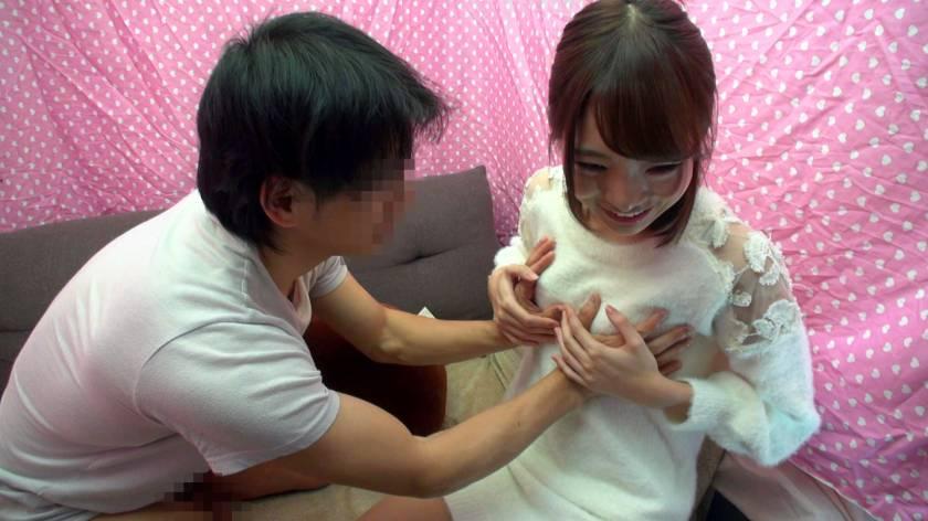 【ガチな素人】はるかさん 21歳 女子大生  サンプル画像1