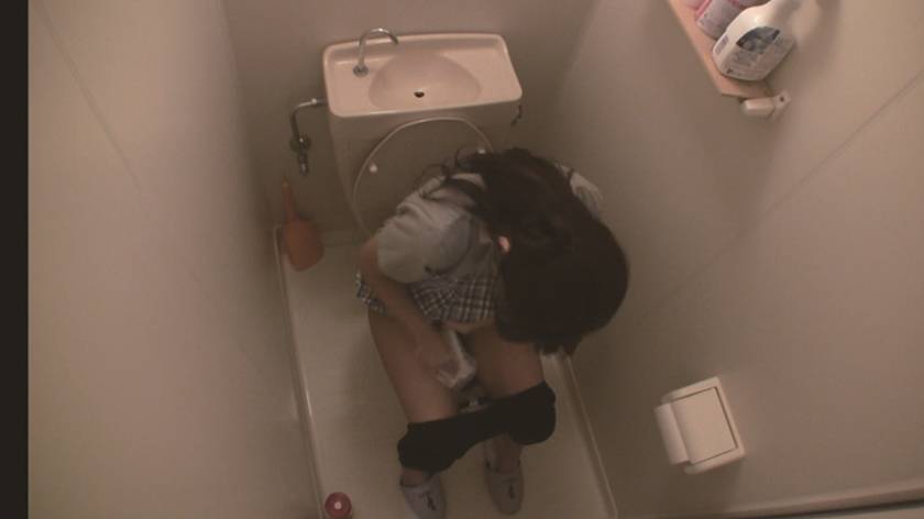 素人デジタル盗撮 厠・トイレ編  サンプル画像3