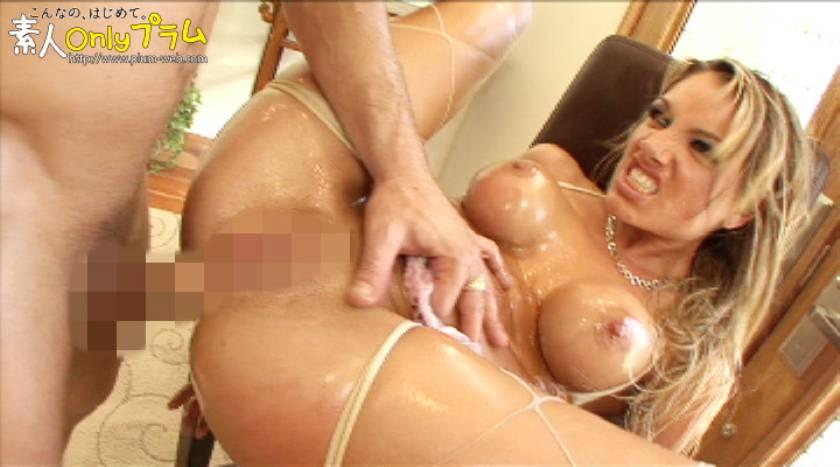 極楽オイル・ボイン・エステ 金髪ポルノ・二穴フルコース  サンプル画像3
