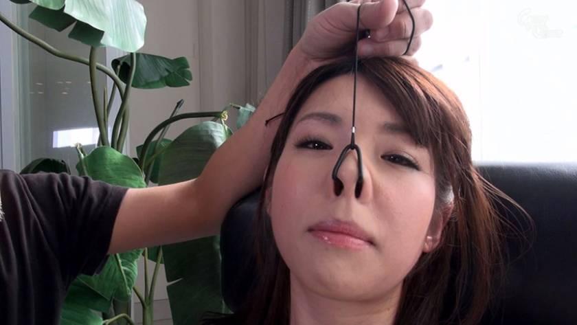 ドM人妻初アナルでいきなり2穴性交 藍川美夏  サンプル画像4