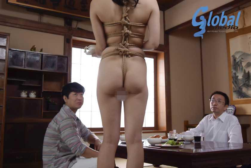 緊縛近親相姦 母親廃業 古川祥子  サンプル画像4