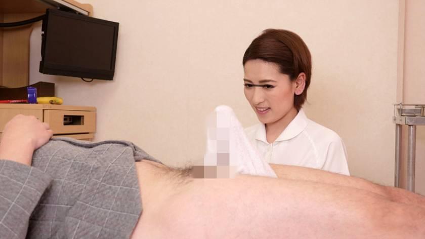 「看護師さんのリアル性体験を聞きながら勃起チ○ポを見せつけたら欲求不満のカラダに火がついてヤられた」 VOL.1  サンプル画像4