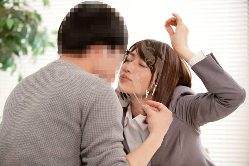 市川まさみ もしSOD女子社員時代の後輩男性に口説かれたらどうする?  サンプル画像4