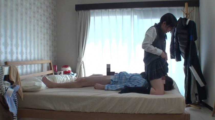 パイパンワレメ美少女の顔面騎乗ご褒美映像 4時間  サンプル画像5