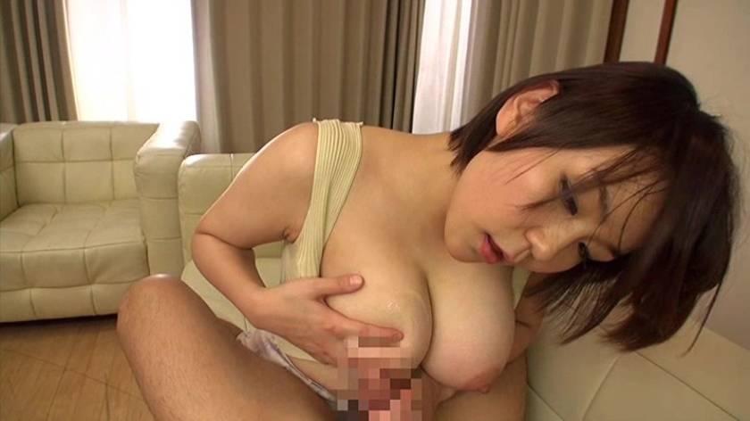 乳首を焦らされてイキ狂う淫乱巨乳妻 西園さくや  サンプル画像5
