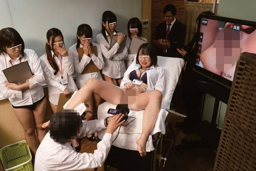 SOD女子社員 2018年度 公開健康診断 念入り検診 10名対象 4時間スペシャル  サンプル画像5