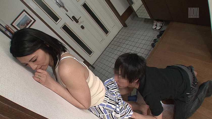 夫の傍でしか私を弄ばない息子の歪んだ性癖 古川祥子  サンプル画像5