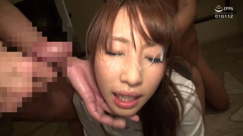 絶対的美少女の美顔に顔射 3  サンプル画像5