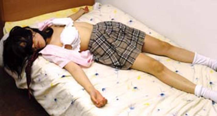 凌辱レイプ!極悪非道な強姦魔に犯られた女子校生 2  サンプル画像6