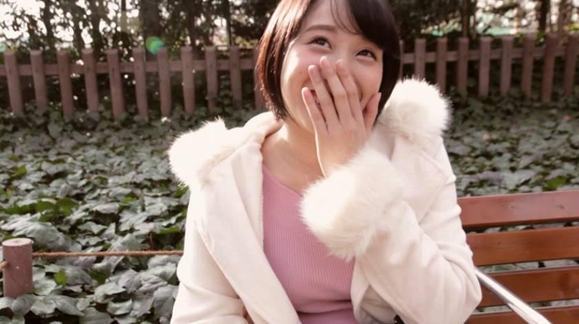 どんな刺激も痛みも笑顔で受け入れる変態ちゃん ドM界の新星 梨々花 AV debut  サンプル画像6