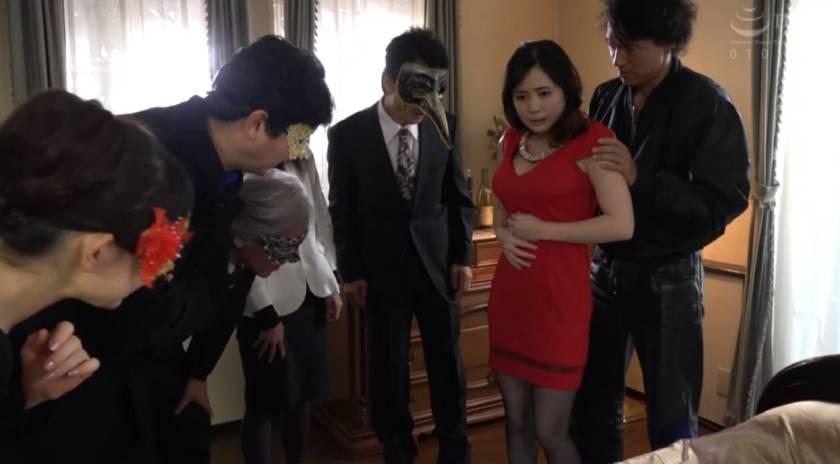 露出悦楽 露出マゾに調教される爆乳人妻 吉川あいみ  サンプル画像6