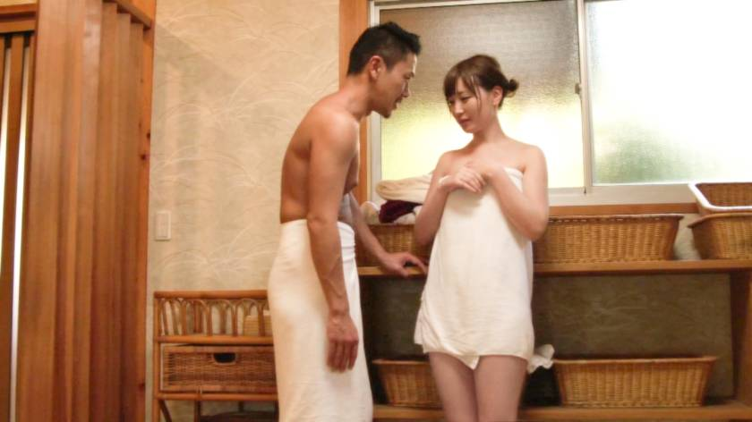 【NTR温泉】僕にはもったいないくらい可愛いくて美肌な彼女が見ず知らずの男とHをしたらどんな表情をしてヤルのか見てみたい まや  サンプル画像6