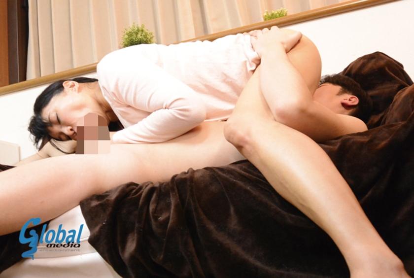 禁断の母と子 欲情交尾 五十路母に中出し 宝田さゆり  サンプル画像7