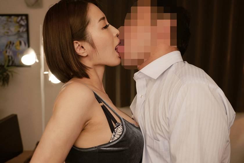 夫の留守中に夫の同僚に何度も中出しされた不貞妻 君島みお  サンプル画像7