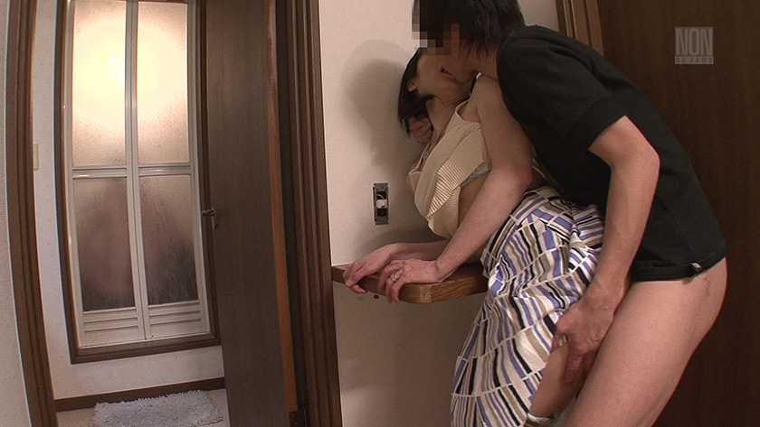 夫の傍でしか私を弄ばない息子の歪んだ性癖 古川祥子  サンプル画像7