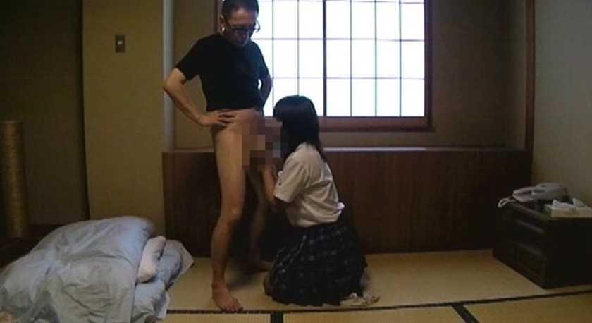 少女の楽園 モラルのない教師と貞操観念のない少女 修学旅行孕ませ盗撮  サンプル画像7