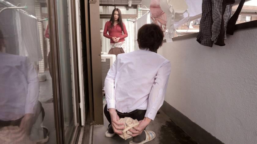 「『おばさんの下着を盗んでどうするの?』女を忘れた美人おばさんは自分で発情してくれる少年チ○ポなら下着を盗まれても嫌じゃない」 VOL.4  サンプル画像8