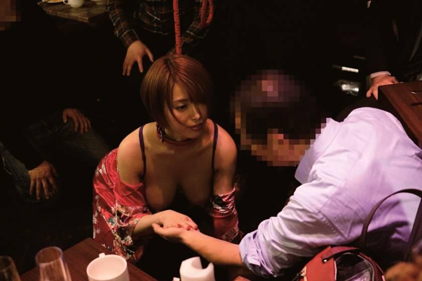 媚薬貞操帯×ビッグバンローター Vol.4 君島みお Hカップ美爆乳  サンプル画像8