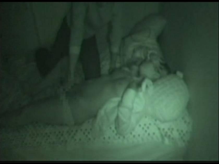 人妻夜這い 犯されて身悶える人妻  サンプル画像8
