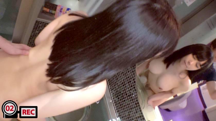 好き好き大好き愛情たっぷり彼女との濃厚ハメ撮り。色白巨乳な童顔娘の流出動画。:ラブホのレンタルカメラ内蔵/消し忘れたハメ撮り動画 ファイル002  サンプル画像9