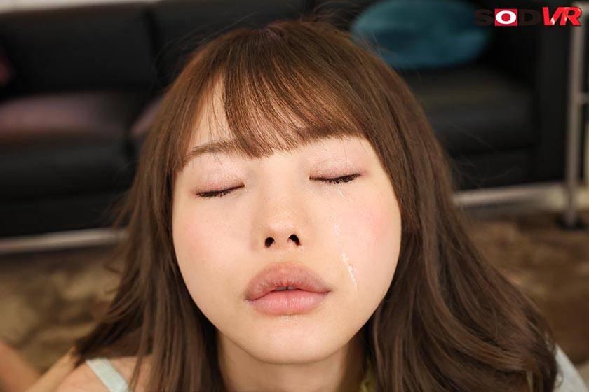 【VR】ライブ後に慰めてたら泣いちゃった…おパンツ丸見え大失 サンプル画像10