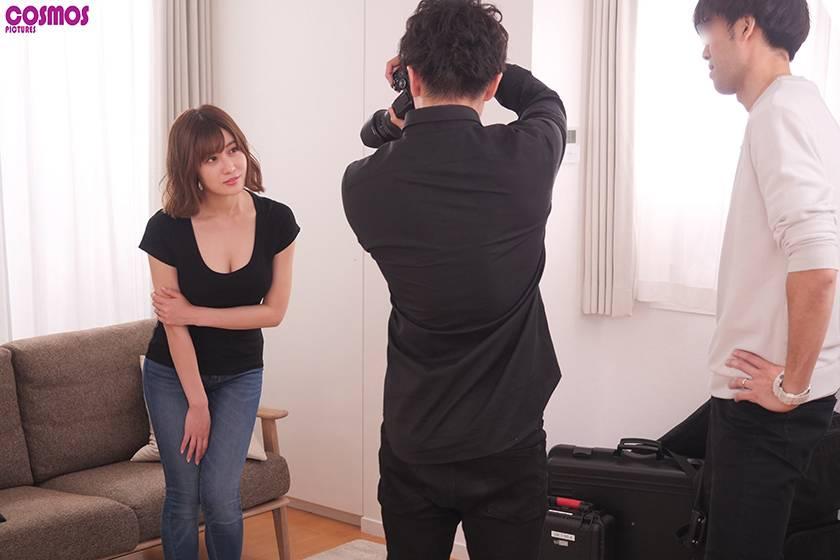 寝取らせ検証『妻を綺麗に撮りたい』プライベートカメラレッスン サンプル画像10
