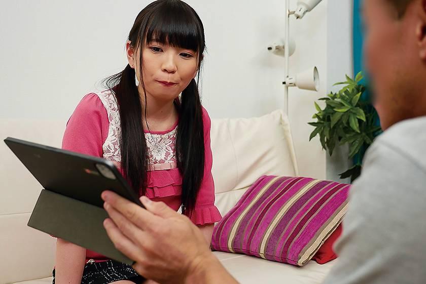 まさか!エロ配信が担任の先生にバレちゃうなんて!! 桜井千春 サンプル画像10