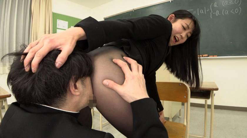 熟女のむれむれパンティストッキング 第2章 松永雪子 サンプル画像11