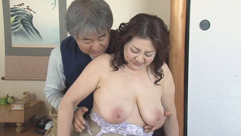 五十路・六十路熟女10人のねっとり性交 (3)~いやらしすぎる腰使いがたまんねぇ~! サンプル画像12