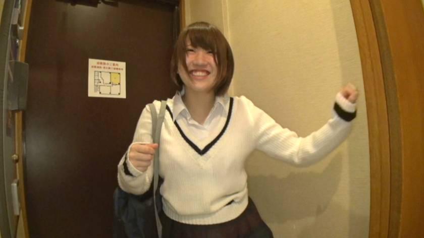 趣味で集めたハメ撮り映像 可愛い女子○生をホテルに連れ込み円 サンプル画像12