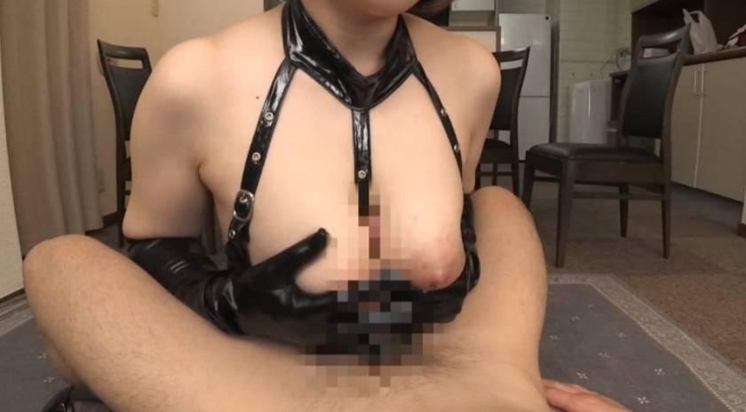 彼女がボンデージに着替えたら。Mな私とSな私…どっちの私が好き? 松本菜奈実 サンプル画像13