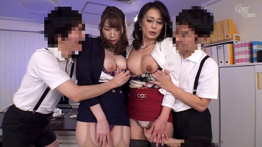 お色気P●A会長&悩殺女教師と悪ガキ生徒会 平岡里枝 サンプル画像13