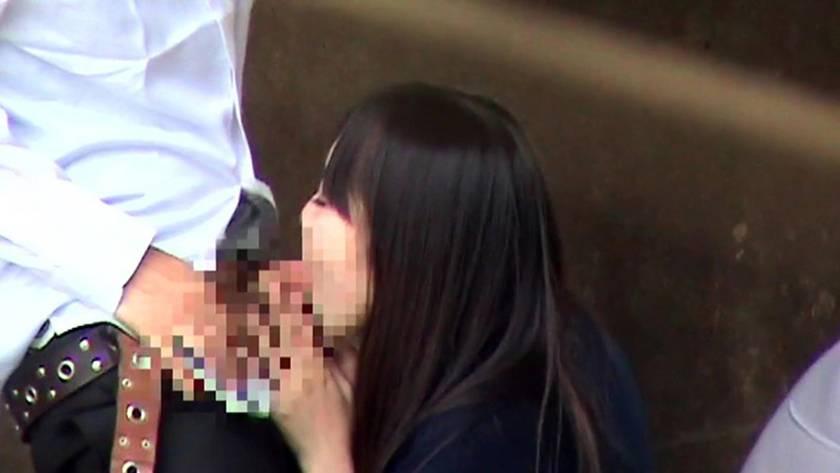 盗撮カップル 神動画 サンプル画像13