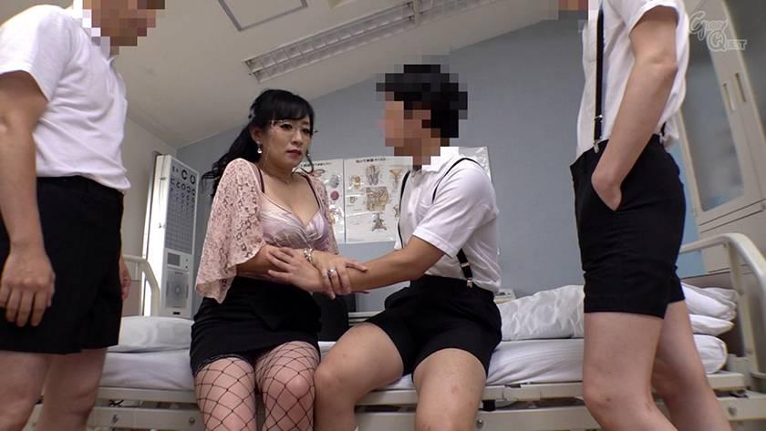 お色気P●A会長と悪ガキ生徒会 美原すみれ サンプル画像14